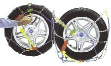 Konig Super Magic Tire Chains